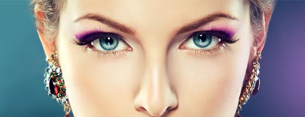 как сделать глаза
