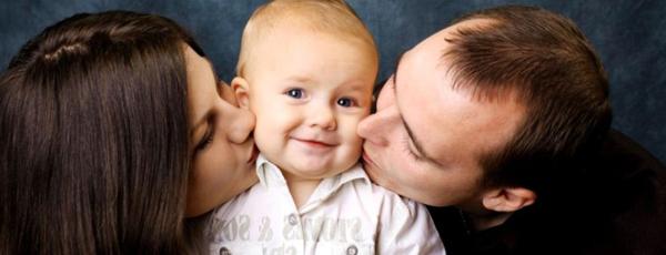 воспитание ребенка в год